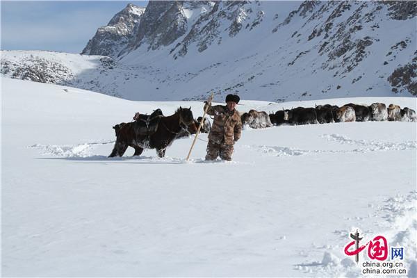 【边疆党旗红】高山牧场上一守就是26年,这位哈萨克族党员究竟为了什么?
