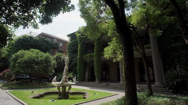 上海优秀历史建筑  | 爱神花园:因爱而生的花园