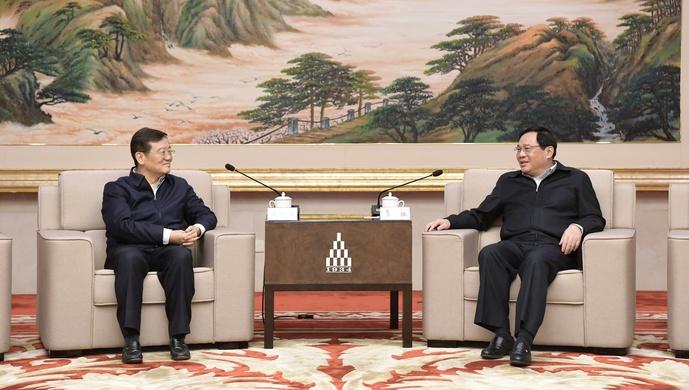 中央统战部把党员民营企业家专题研讨班首站放在上海,李强会见时聚焦这些话题