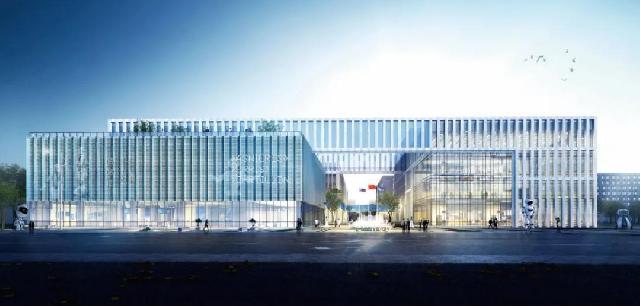 达闼智能机器人产业基地开工,总投资35.6亿元