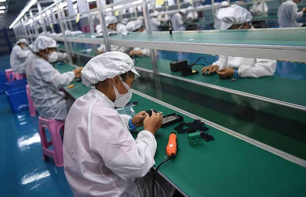 组图 | 忙碌的生产线——海南一医疗物资生产企业复工复产见闻