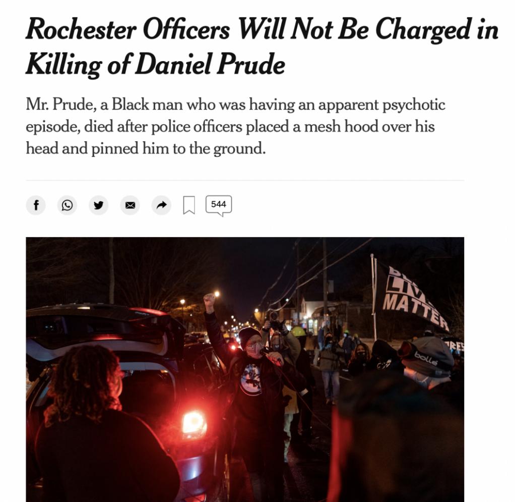 """北美观察丨美国暴力执法何时休?""""制度性歧视""""才是祸根"""