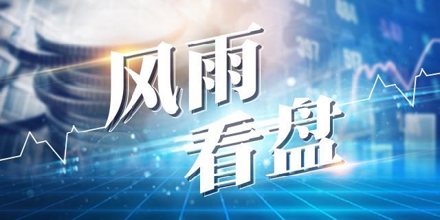 抱团股总头目贵州茅台尚未止跌,另一核心资产板块已经崛起 风雨看盘