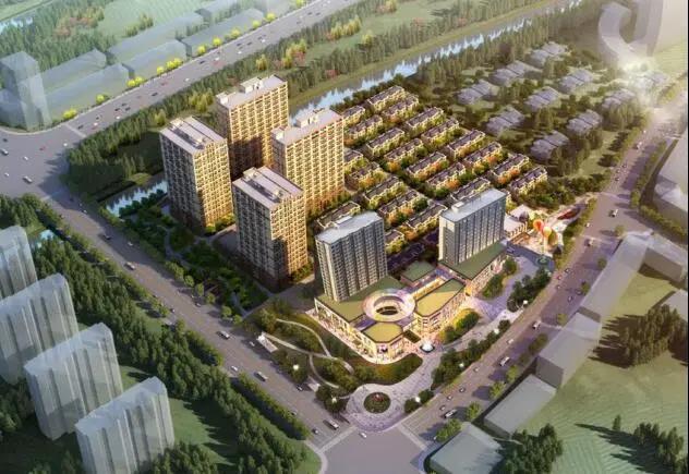 定位为都市轻休闲家庭主题生活中心,嘉定这家商业综合体将于年底开业!