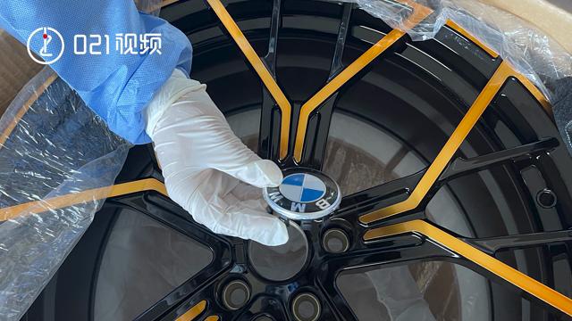 上海海关查获侵权汽车车标轮毂:货值1.39万元
