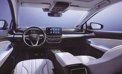 兼顾科技和实用ID.6 X初见版成为7座电动SUV的新选择